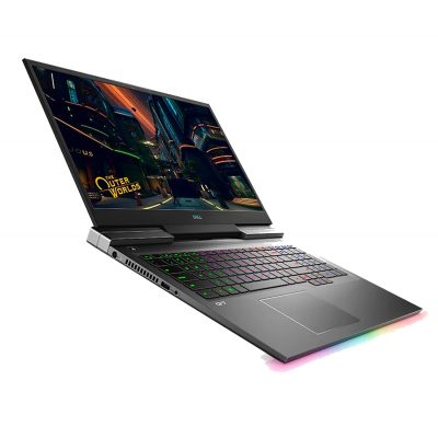 "Dell Gaming Laptop - 7700 G7 17  Intel Core™ I7-10750H 16GB Ram 1TB SSD RTX2070 8GB Graphic 17.3"" Full HD Windows 10"