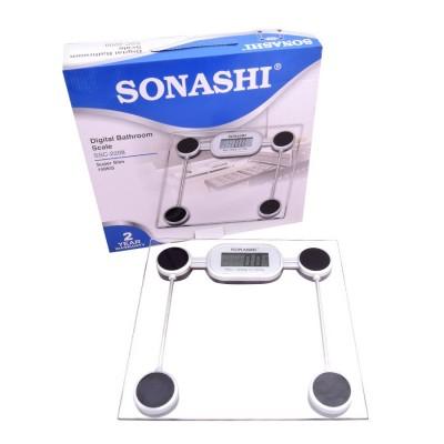 SONASHI DIGITAL BATHROOM SCALE