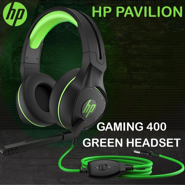 HP Pavilion Gaming 400 Green Headset