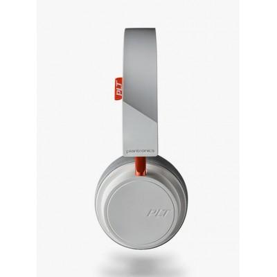 Plantronics BackBeat 500 On-Ear Wireless Bluetooth Headphone -Grey