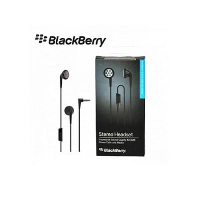 BlackBerry Stereo Headset 3.5mm - Black