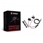 MSI GH10 In-ear GAMING Headset