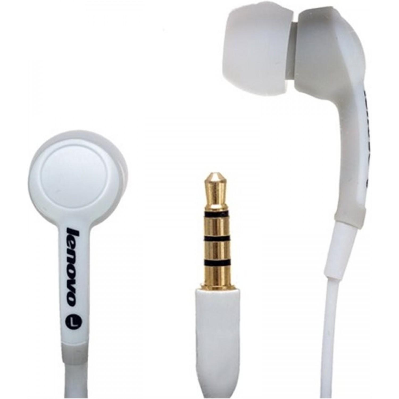 Lenovo in ear headset P165 (white)