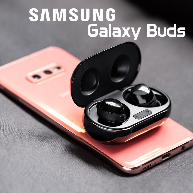 Samsung Galaxy Buds In Ear Wireless Headset -Black