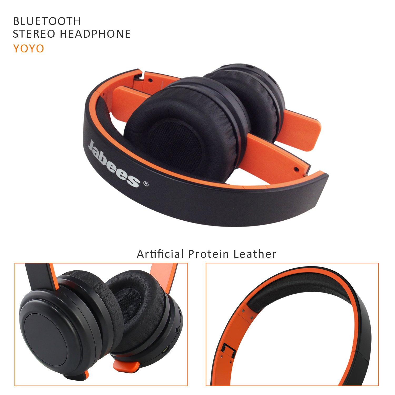 Jabees YOYO Bluetooth V3.0 Headset Wireless Headphone
