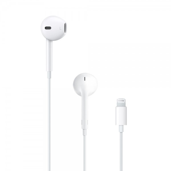 Apple Wired Earphone with Lightning Connector- MMTN2