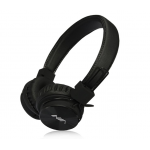 NIA A3 Stereo Over-the-Ear Foldable Wired Headphones