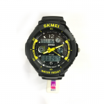 Skmei 0931, Digital Sports watch Yellow