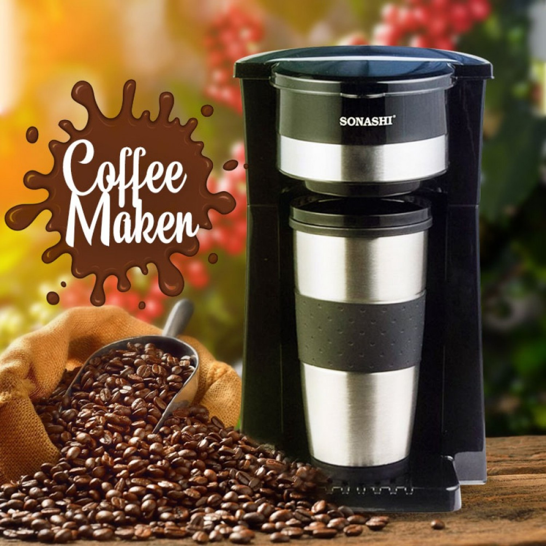 SONASHI DRIP COFFEE MAKER SCM 4930