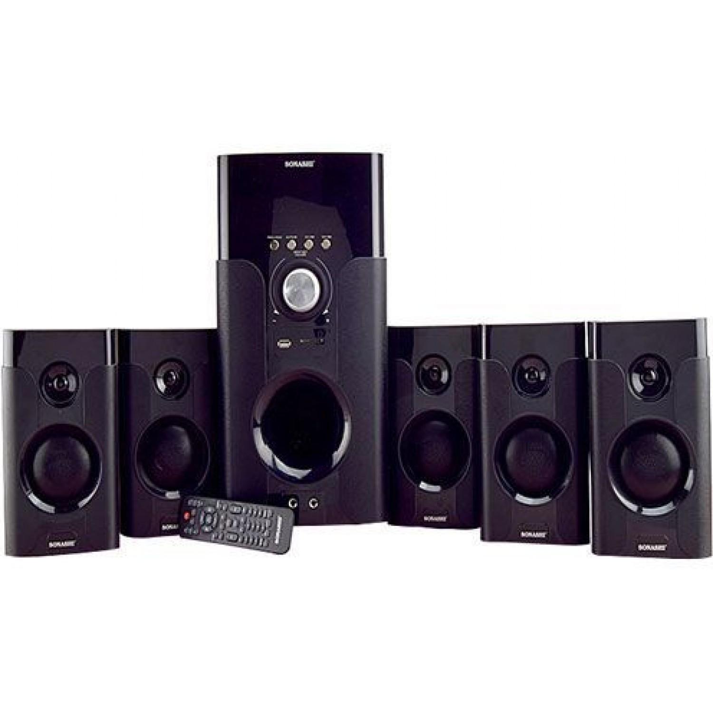 Sonashi Shs-8037 Usrb 5.1 Chnl Bluetooth Speaker Shs8037usrb