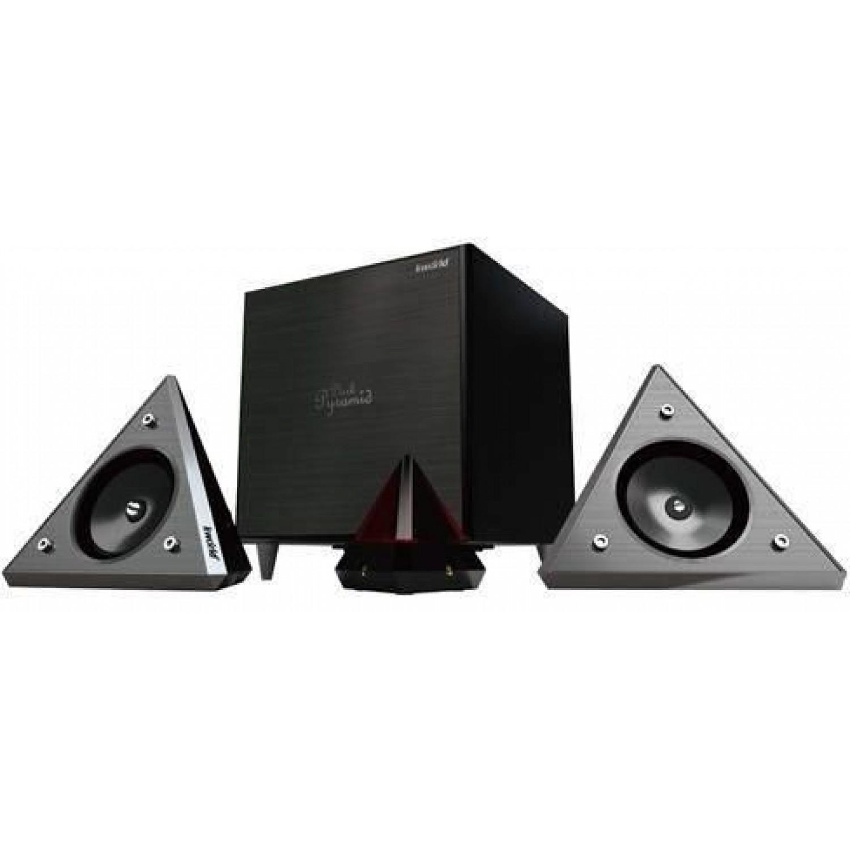 KWorld Dark Pyramid D14 Plus and 2.1 Sub & Speaker System