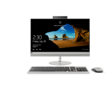 "Lenovo All In One 520 AIO, Intel Core i5-8400T, 8GB Ram, 1TB HDD, 2GB Graphic, Radeon-530, 23.8"", Dos, Ar -Silver"