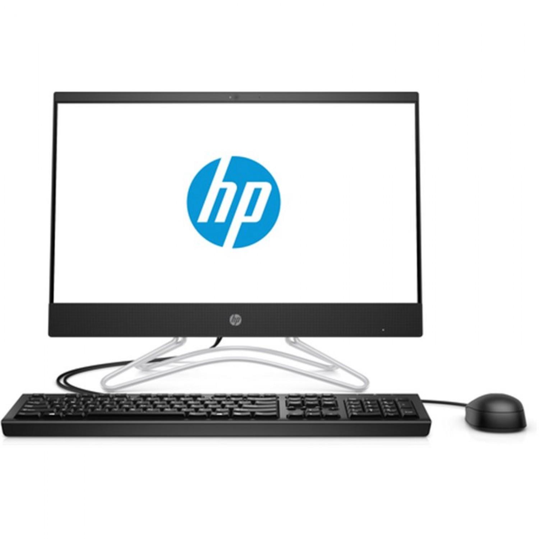 "HP AIO 200 G4 All In One, Intel i3-10110U, 4GB, 1TB, 21.5"", DOS, En -Black"