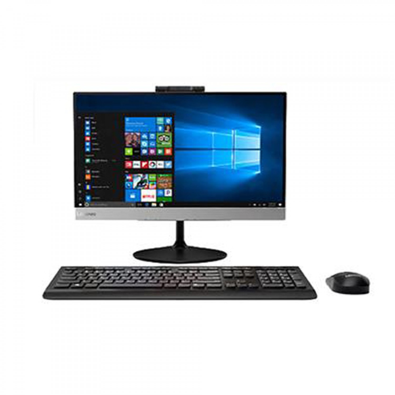 LENOVO PC V130-20 ALL IN ONE Computer BLACK 19.5INCH HD+ WLED NON-TOUCH WITH CAMERA INTEL J5040 (CEL 2.0GHZ BURST 2.7GHZ 4MB) INTEL HD SHARED 4GB RAM-DDR4 1TB DVDRW WIFI LAN USB HDMI VGA KB-ENGLISH MOUSE DOS