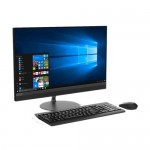 """LENOVO V130-20 ALL IN ONE BLACK 19.5"""" HD+ WLED NON-TOUCH WITH CAMERA INTEL J5005 (PENTIUM 1.5GHZ BURST 2.8GHZ 4MB 4 CORES) INTEL HD SHARED 4GB-DDR4 1TB DVDRW WIFI LAN USB HDMI VGA KB-ENGLISH MOUSE DOS"""