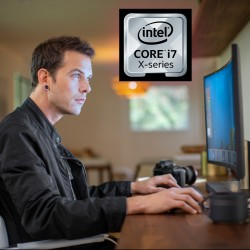 Intel Core i7-7800X X-Series Processor 8.25M Cache, up to 4.30 GHz, BX80673I77800X