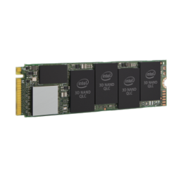 Intel SSD 660p Series, 512GB, M.2
