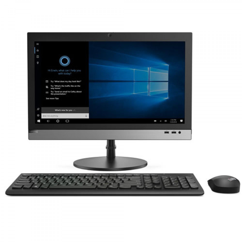 "Lenovo All In One V330, Intel Core i3-9100, 4GB Ram, 1TB, 19.5"" N-Tch, Dos, Eng"
