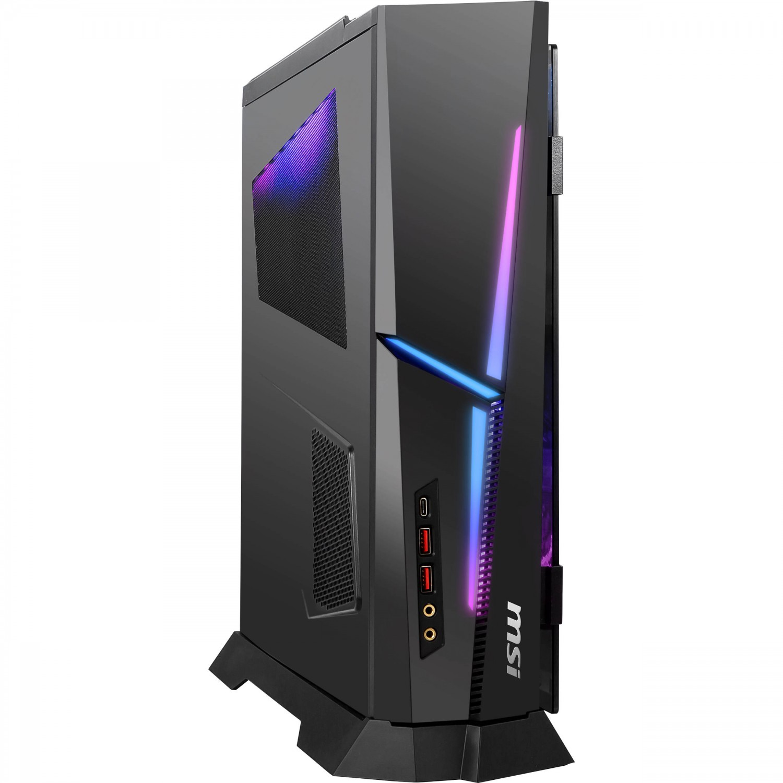 MSI Trident A 9SC-227AE Gaming Desktop Intel Core i5-9400 B360 8GB RAM, 128 SSD + 1TB HDD, NVIDIA GeForce RTX 2060, Windows 10 Pro