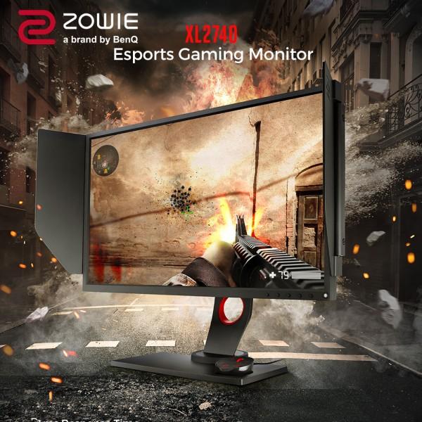 BenQ Zowie XL2740 27-inch 1080p 240hz 1ms eSports Gaming Monitor