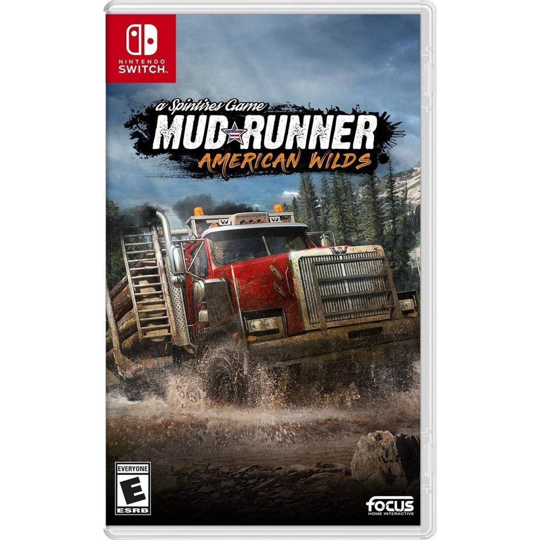 MudRunner American Wilds Nintendo Switch