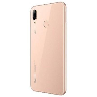Huawei Nova 3e, Dual SIM, 64GB, 4GB RAM, 4G LTE - Pink