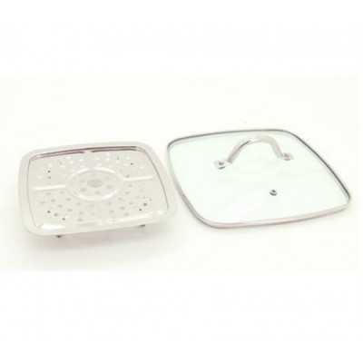 Sonashi SFP-8030/8026/8024 kitchen bundle  5 In 1 Copper Coated Non Stick Fry Pan Set