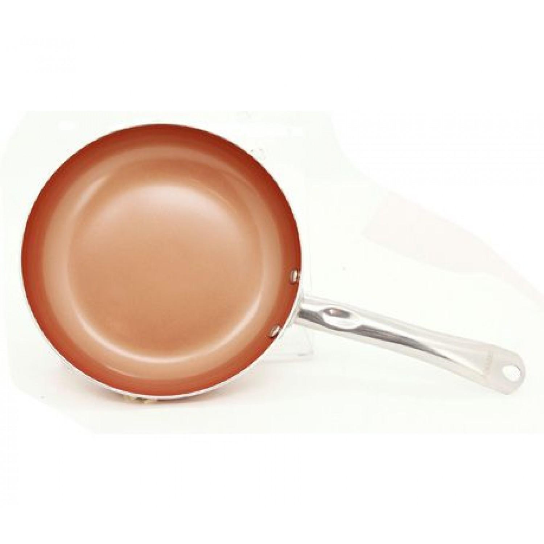 Sonashi sfp-8026 Copper Coated Fry Pan - Round 26cm