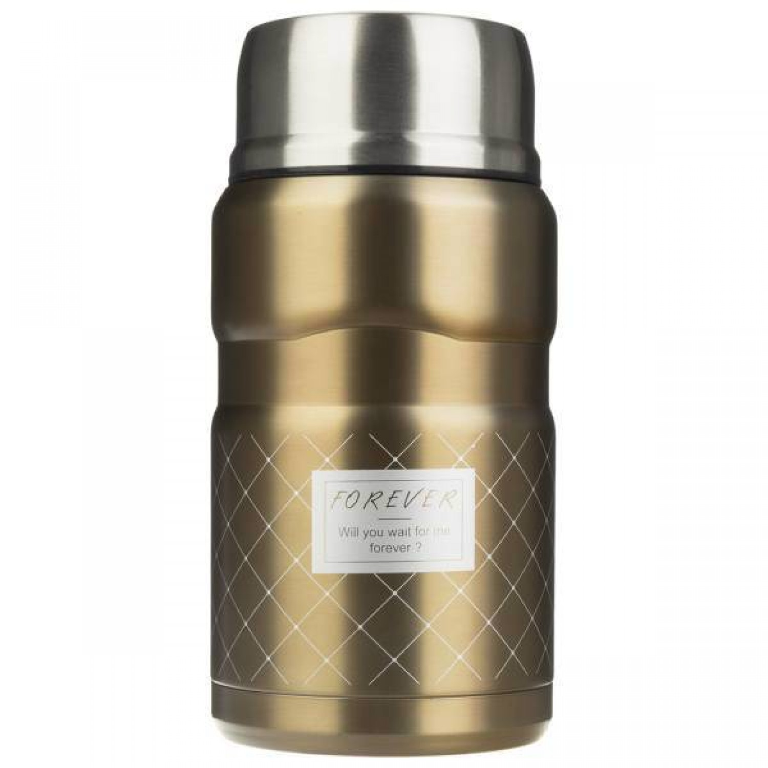 Diller - MLH8691-700, Food Jar Double Wall Stainless Steel Food Thermos Container