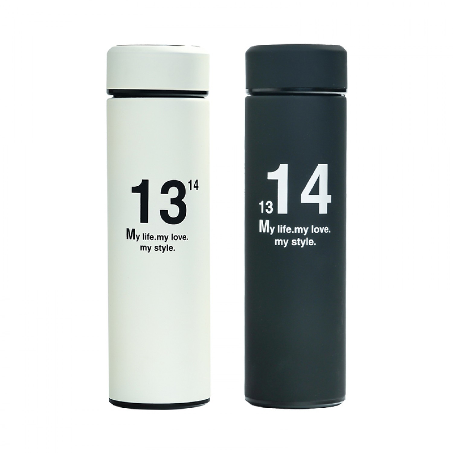 Diller MLH8569 Thermal Insulated Thermos for Couple