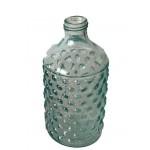 Dotted Glass Bottles- single pcs
