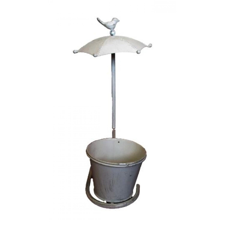 Steel Plant Stand Umbrella design- single pc