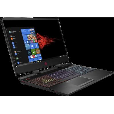 "Gaming Laptop HP OMEN 15-DC1088WM BLACK NOTEBOOK 39.6 CM (15.6"") 1920 X 1080 PIXELS 9TH GEN INTEL® CORE™ i7 16 GB DDR4-SDRAM 256 GB SSD NVIDIA® GEFORCE® GTX 1660 TI WI-FI 6 (802.11AX) WINDOWS 10 HOME"