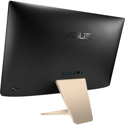 """Asus All In One ASUS Vivo AIO V222FA 21.5"""" FHD IPS None Touch Intel 10th Gen Core I5-10210U 4GB Memory 1TB HDD WireLess Keyboard & Mouse Black"""