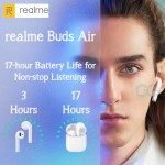 Realme Buds Air With Wireless Charging Case