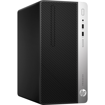 HP ProDesk 400 G6 Micro Tower Intel Core i7-9700 4GB Ram 1TB HDD DOS English Keyboard